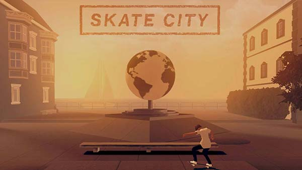 Skate City will soon ollie on to Xbox One, PS4, Switch, the Epic Games Store and PC via Steam