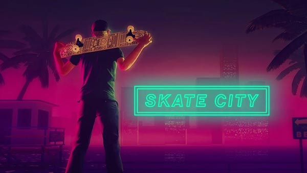 Skate City grinds on to Xbox, PlayStation, Switch and PC platforms today