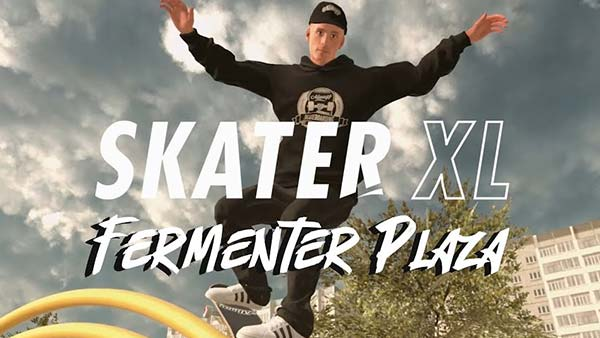 Skater XL Fermenter Plaza