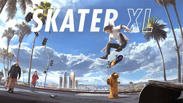 Skater XL is OUT NOW for Xbox One, PlayStation 4 and PC