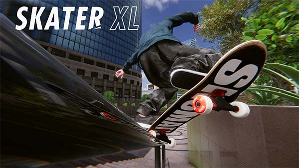 Skater XL Delivers Modded Maps And Gear On All Platforms This December