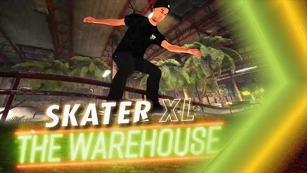 SKATER XL's fan-made map 'The Warehouse' is available now on Xbox One, PS4, and PC