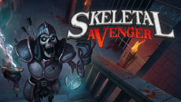 Skeletal Avenger to launch on Xbox One / Series X/S, PS 4/5 and PC on Sep 29th!
