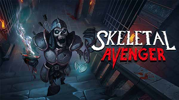 10tons announces Skeletal Avenger for Xbox Series X, PS5, Xbox One, PS4, Switch, and PC