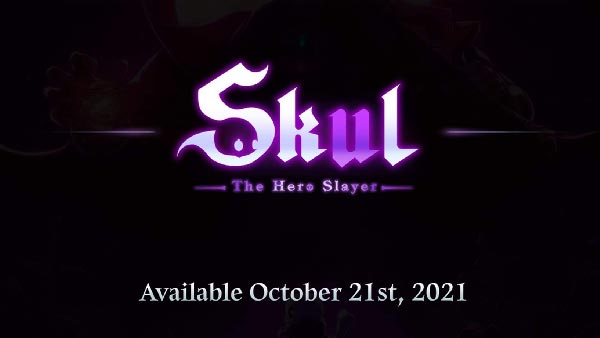 Skul: The Hero Slayer arrives October 21st; Xbox digital pre-order available now!