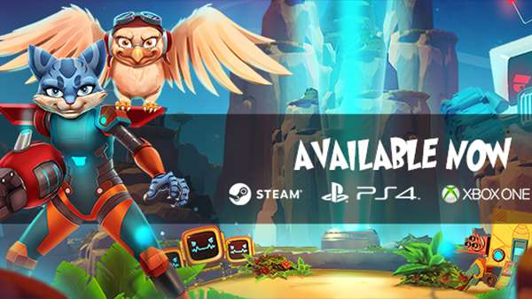 Skylar & Plux: Adventure on Clover Island smashes onto Xbox One, PlayStation 4 and PC