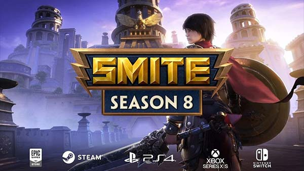 SMITE Season 8 Kicks Off Today On Xbox One, PS4 and PC with a varitey of new content to worship