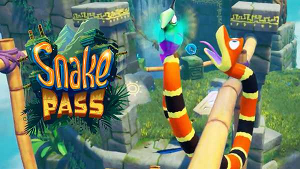 Snake Pass Out Now On Xbox One And Windows 10 (Xbox Play Anywhere)
