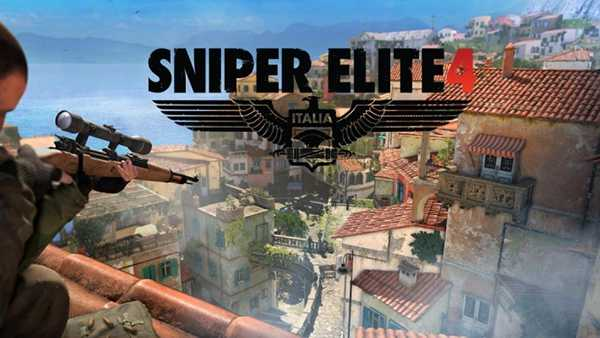 Sniper Elite 4 is OUT NOW on Xbox One, PlayStation 4 and PC!
