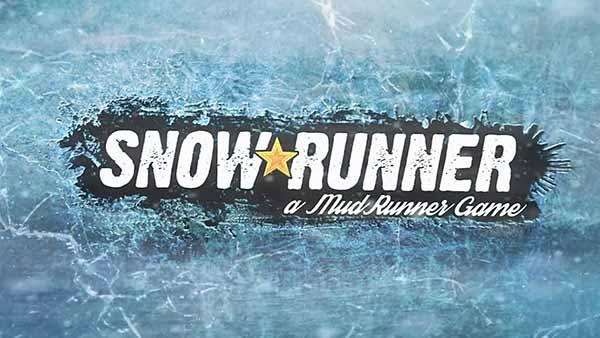 SnowRunner: a MudRunner Game debuts first gameplay at Gamescom
