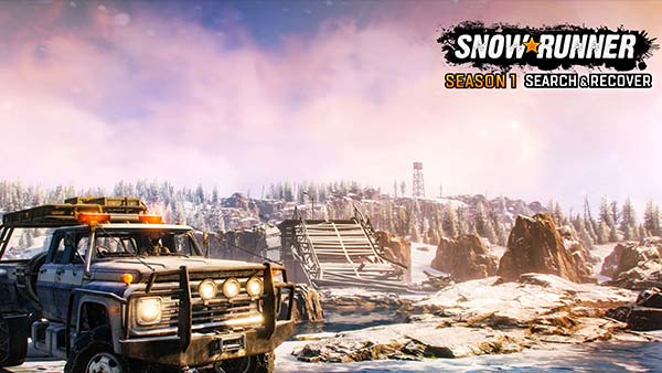 Snowrunner Season 1: Search & Recover