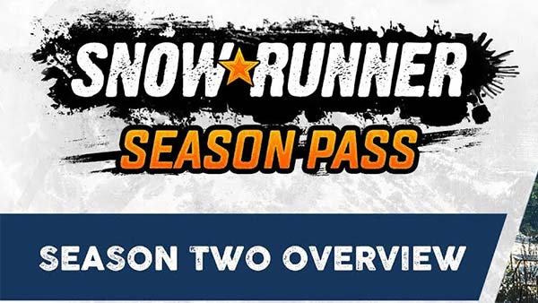 SnowRunner's Season 2 is available now for Xbox One, PS4 and PC