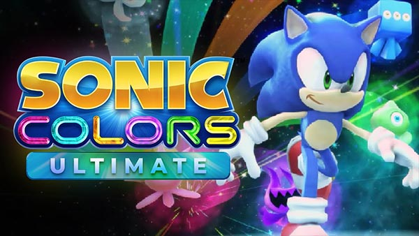 Sonic Colors Ultimate is coming to the Xbox One, PS4 and Nintendo Switch on September 7th