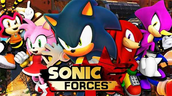 SONIC FORCES Is Now Available For Digital Pre-order On Xbox One
