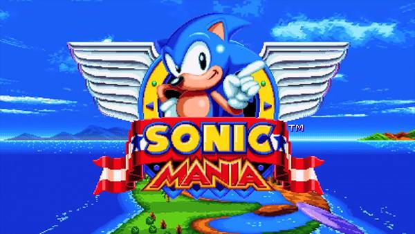 Sonic Mania Release Date & Digital Pre-order Info for Xbox One