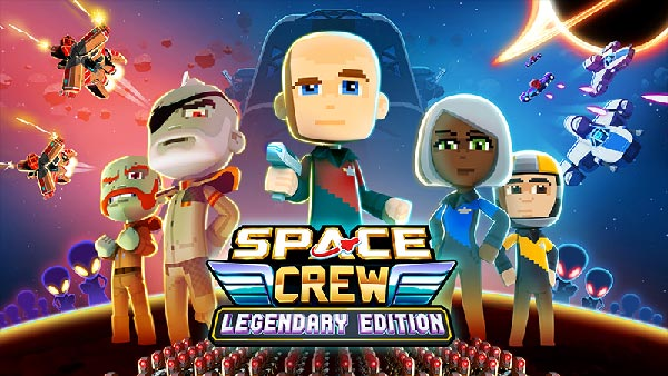 Space Crew: Legendary Edition Coming October 21st on Xbox, PlayStation, Switch & PC