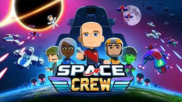 Space Crew now available for digital pre-order and pre-load on Xbox One