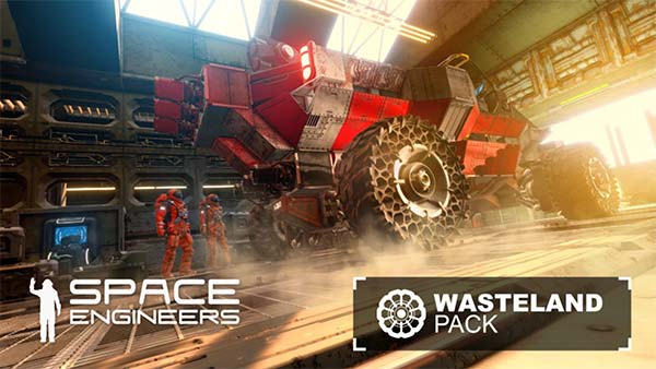 Space Engineers 'Wasteland' DLC Update 1.197