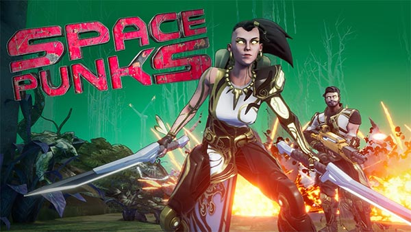 Space Punks is now in Early Access on PC exclusively on Epic Games Store; Coming to Consoles in 2022!