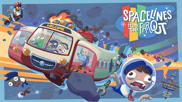 Spacelines from the Far Our limited-time Xbox demo is available now