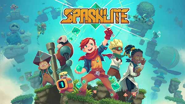 Sparklite Now Available For Digital Pre-order And Pre-load On Xbox One