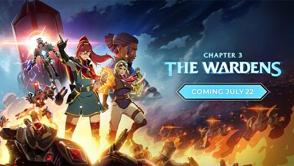 """Spellbreak's third chapter, """"The Wardens"""", launches Today on Xbox, PlayStation, Nintendo Switch and PC"""