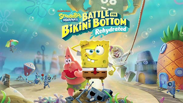 SpongeBob SquarePants: Battle For Bikini Bottom Remaster Launches On Xbox One, PS4 and Nintendo Switch