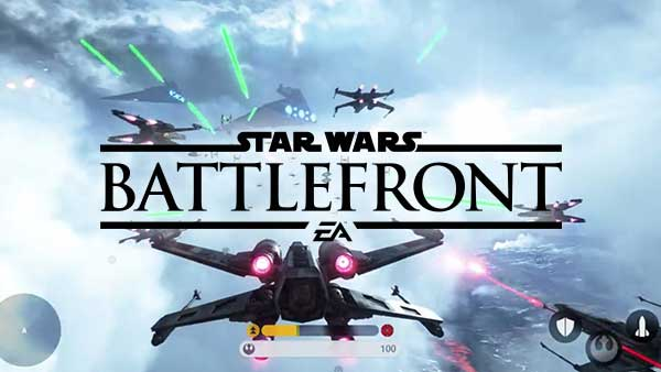 Star Wars Battlefront Fighter Squadron