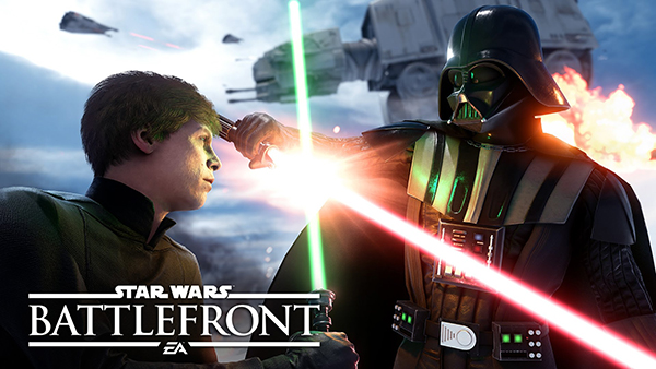 Star Wars Battlefront Multiplayer Gameplay (60fps)