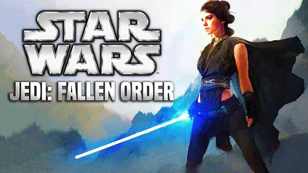 Jedi: Fallen Order - PS4, Xbox One and PC