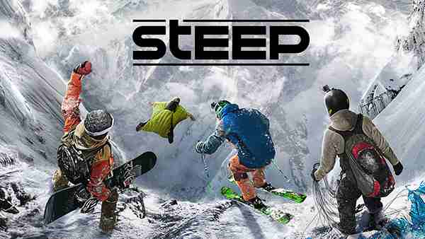 STEEP Video Game (Xbox One)