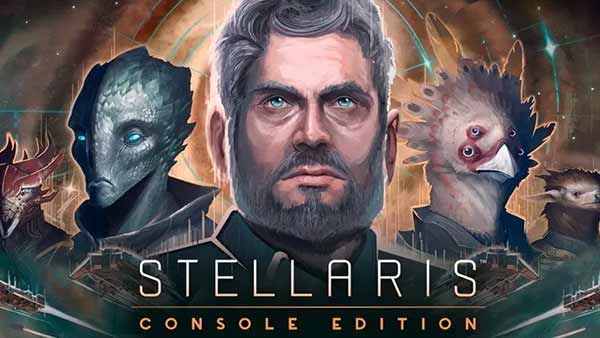 Stellaris: Console Edition is out now for Xbox One and PlayStation 4