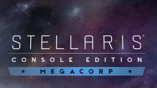 Stellaris: Console Edition with the MegaCorp Expansion Is Available Now For Xbox And PlayStation
