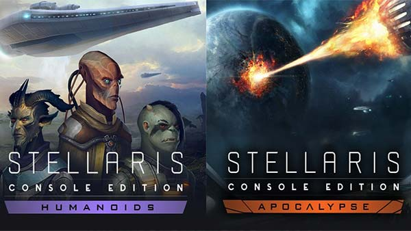 All Three DLC Featured in Expansion Pass Two are now Playable on Xbox One and PlayStation 4!