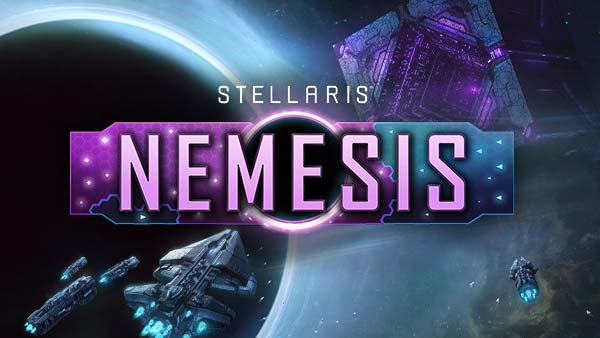 The Stellaris 'Nemesis' expansion will be available across the galaxy on April 15