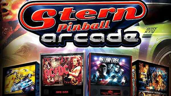Stern Pinball Arcade (Xbox One)