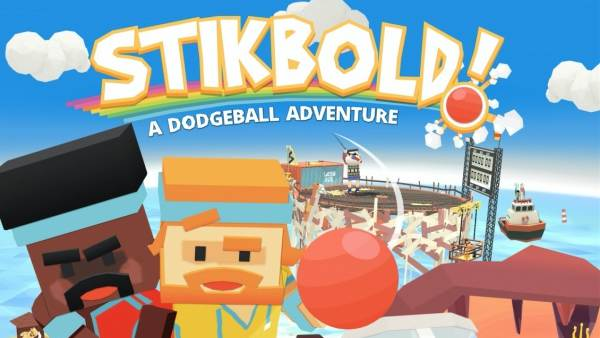 Groovy 70's Themed Multiplayer Dogeball Game 'Stikbold! Hits Xbox One