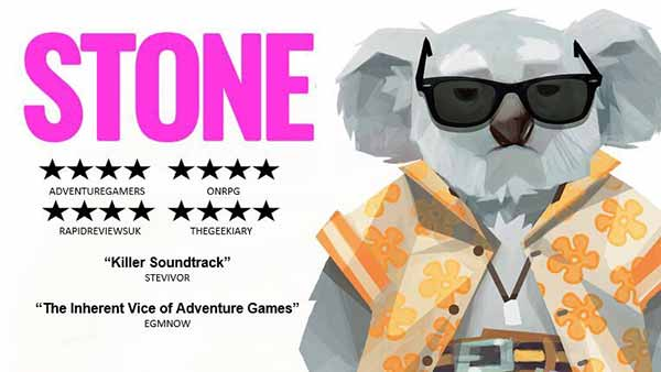 Convict Games 'STONE' Rolls Onto XBOX on JANUARY 27