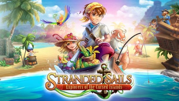 Stranded Sails: Explorers of the Cursed Islands is now available to pre-order on Xbox One and Nintendo Switch