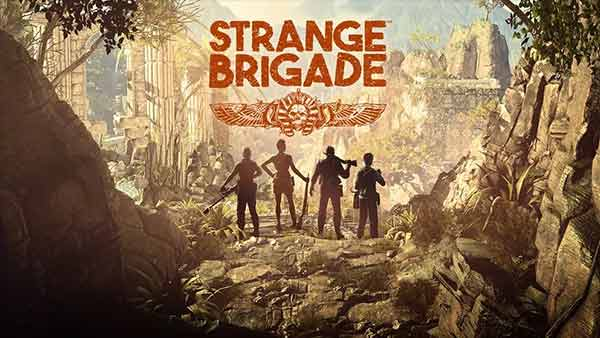 Rebellion's 1930s Co-Op Adventure 'Strange Brigade' Gets A New Gameplay Trailer