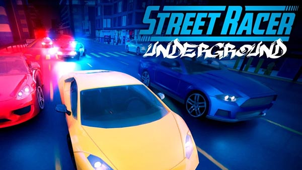 Street Racer Underground Is Out Now For Xbox One, PlayStation 4 and Nintendo Switch