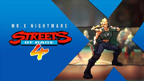 Streets of Rage 4: Three New Playable Characters, Game Modes, Customization & More Coming In New DLC