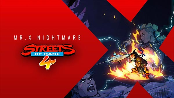 Streets of Rage 4 'Mr. X Nightmare' DLC arrives July 15 on Xbox, PlayStation, Nintendo and PC