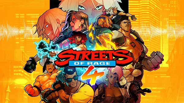 Streets of Rage 4 Releases April 30th, Battle Mode Revealed in New Trailer