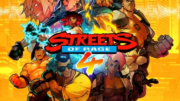 New Streets of Rage 4 Update Now Available For Xbox One, PlayStation 4, Nintendo Switch and PC