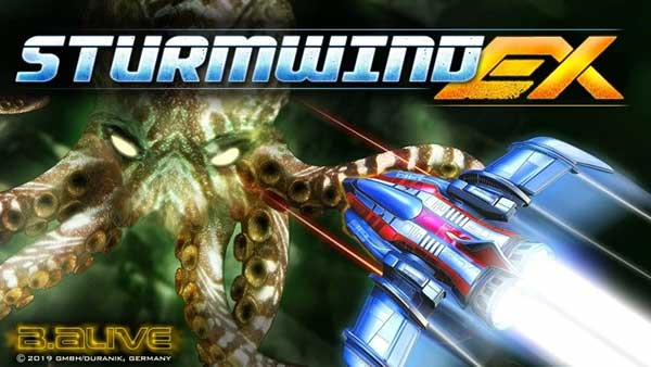 STURMWIND EX Is Available Now On Xbox One