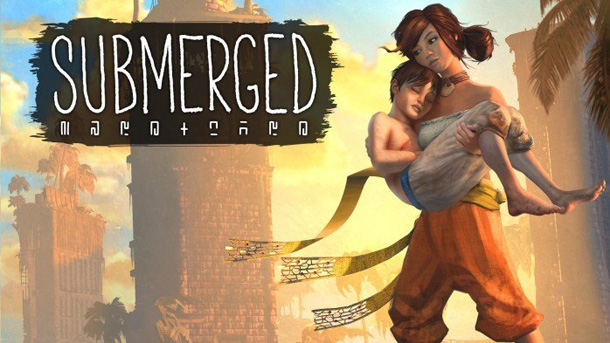 "Uppercut Games ""Submerged"" Available This Week on Steam, PS4 and Xbox One"