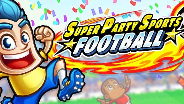 Super Party Sports Football