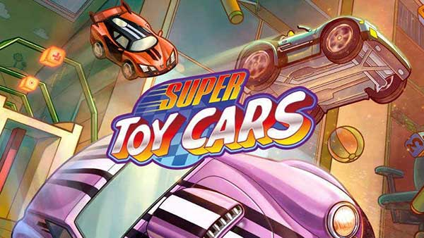 Super Toy Cars (Xbox One)