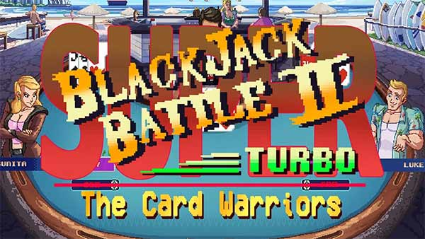 Super Blackjack Battle 2 Turbo Edition digital pre-order now available for Xbox One